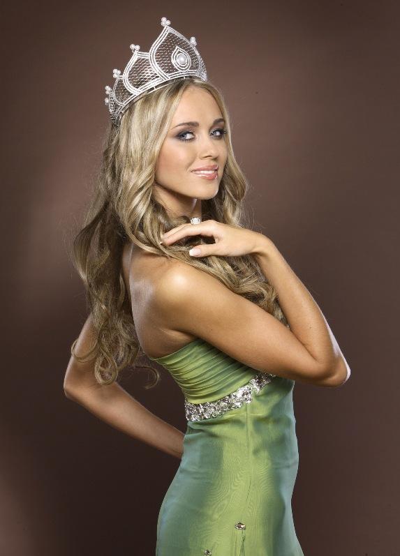 Корона самой красивой девушки - МИСС МИРА мира досталась россиянке. . 21-л
